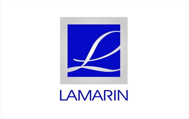 LAMARIN_logo_square_wallpaper.